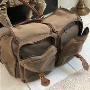 Eddie Bauer Heavy Duty Canvass Duffle Bag